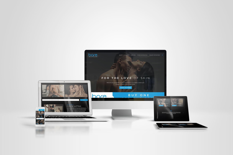 bare-website
