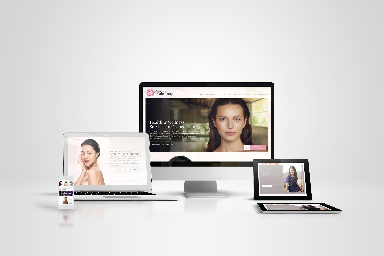 elaine-website