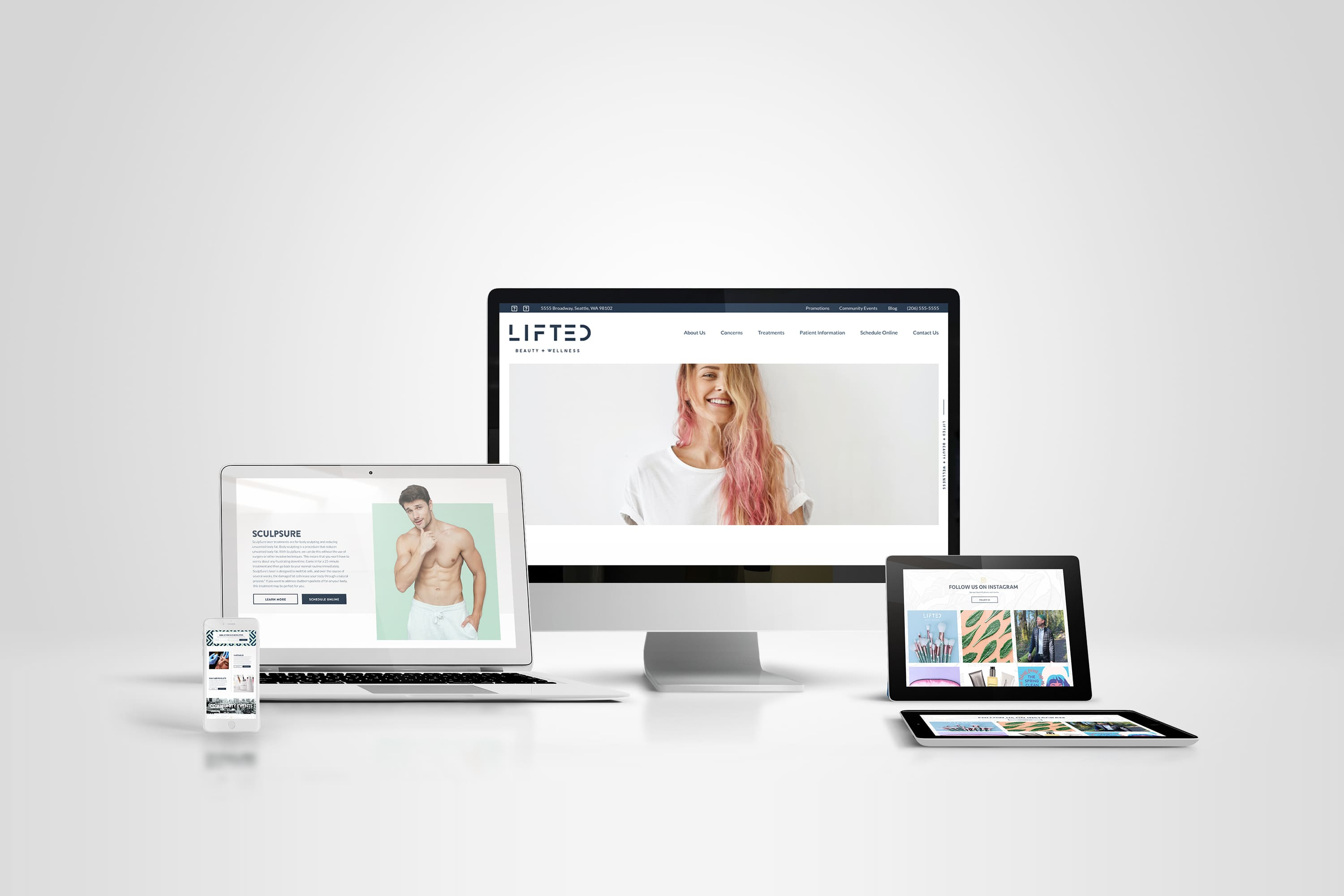lifted-website