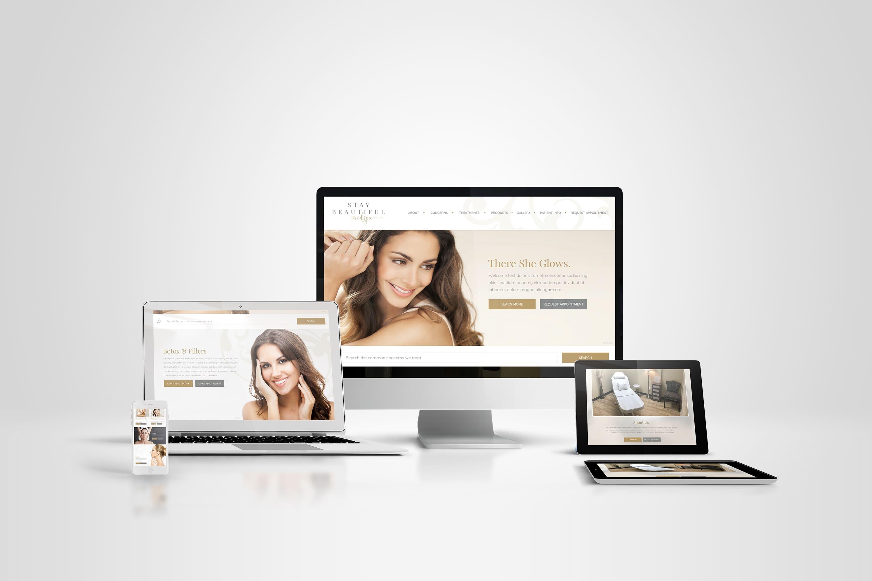 stay-beautiful-website