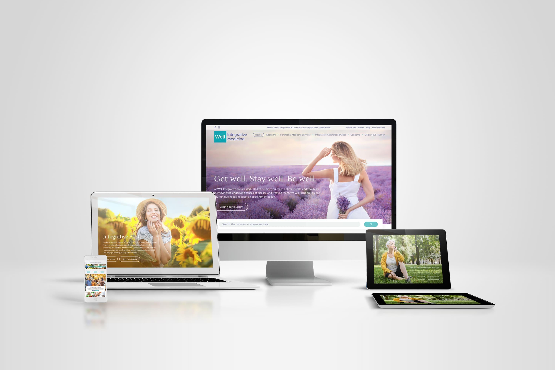 well-integrative-website