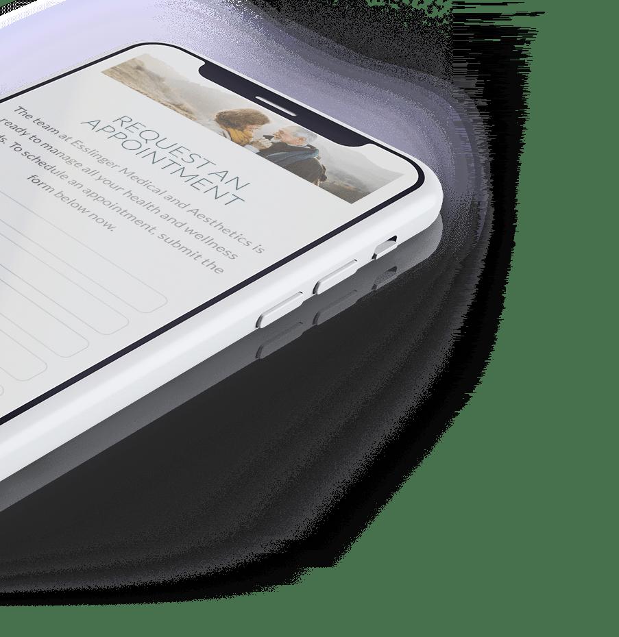 Esslinger mobile site