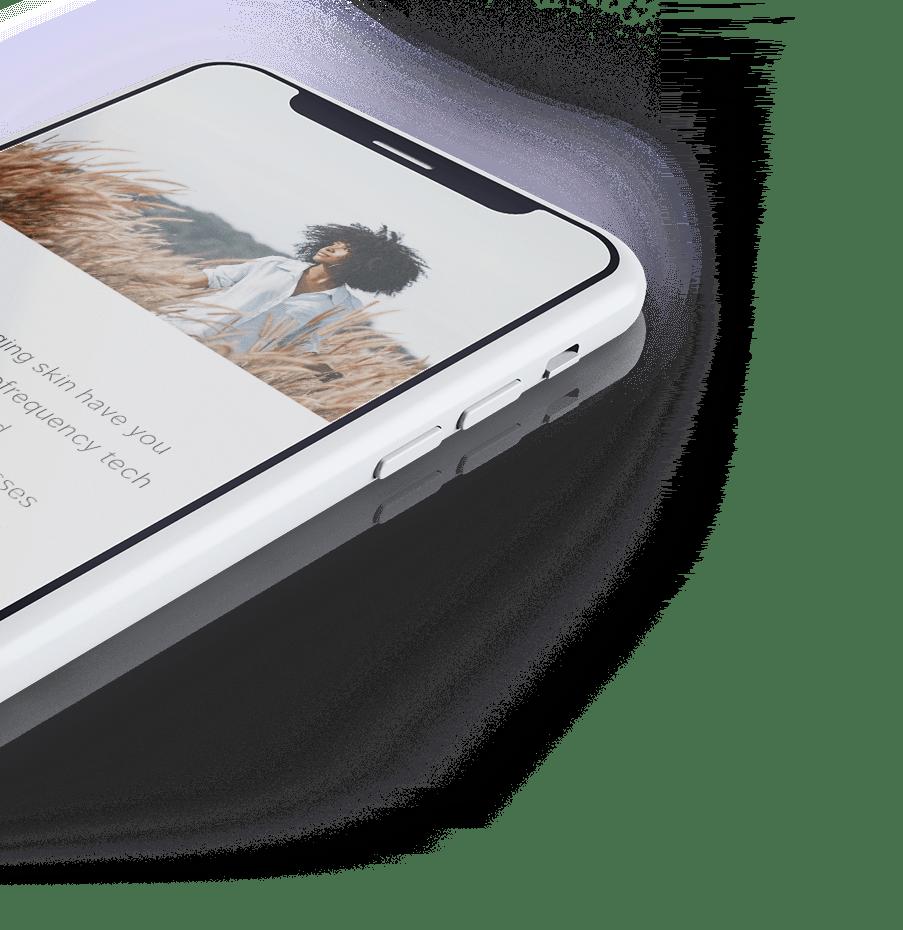 iAesthetic Medspa mobile site