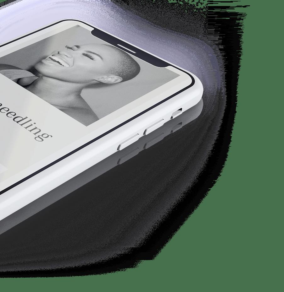 Modern Dose mobile site