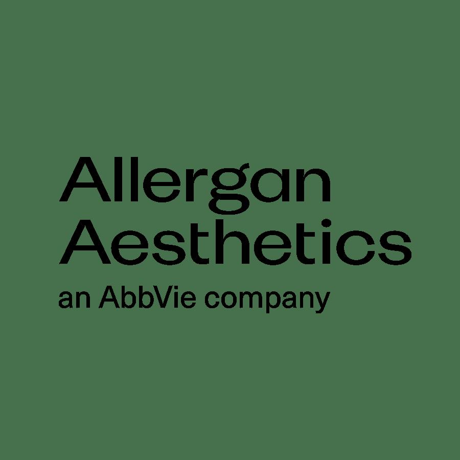 Allergan Aesthetics Logo