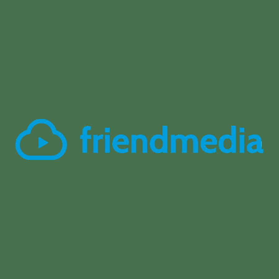 FriendMedia Logo