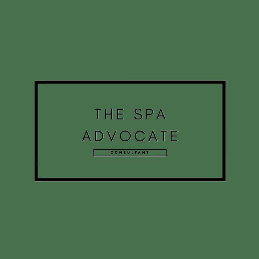 The Spa Advocate Logo
